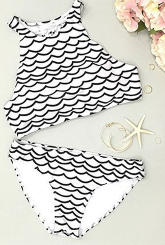 Wave After Wave Bikini Set