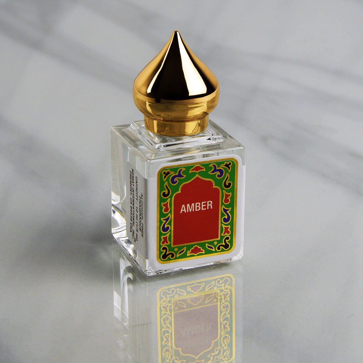 Amber - exotic perfumes and fragrances by n̩mat