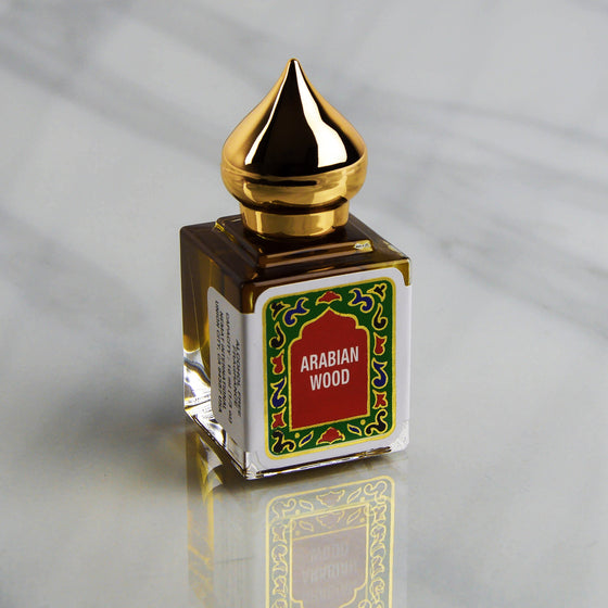 Arabian Wood - exotic perfumes and fragrances by n̩mat
