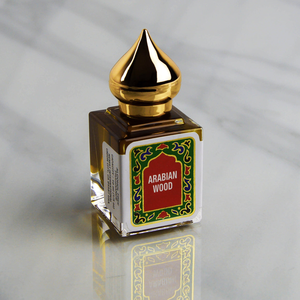 Arabian Wood - exotic perfumes and fragrances by n̩emat