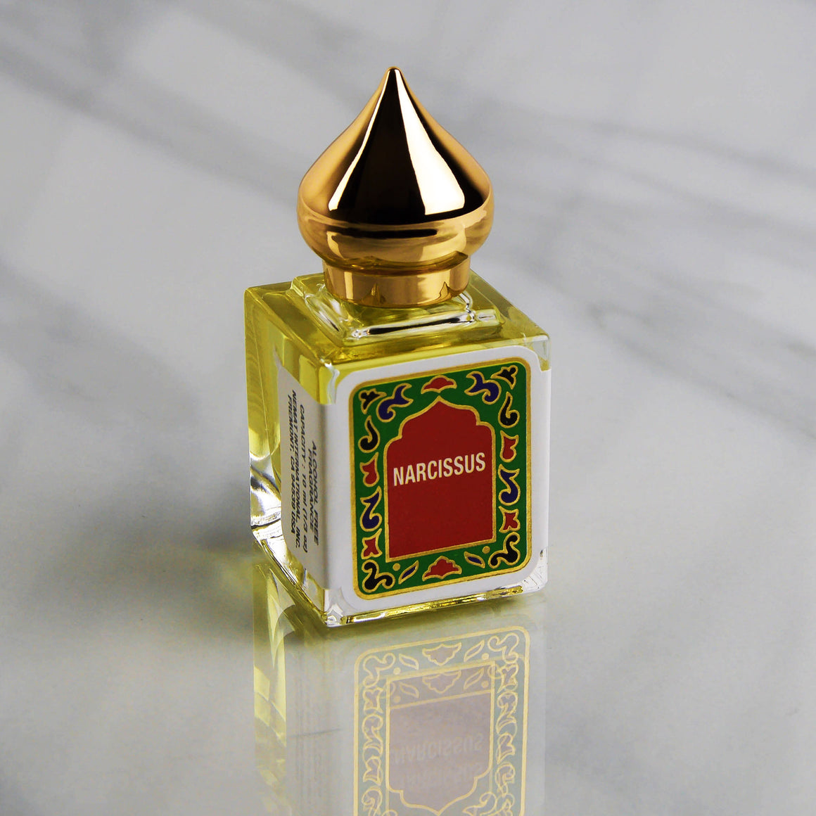 Narcissus - exotic perfumes and fragrances by n̩mat