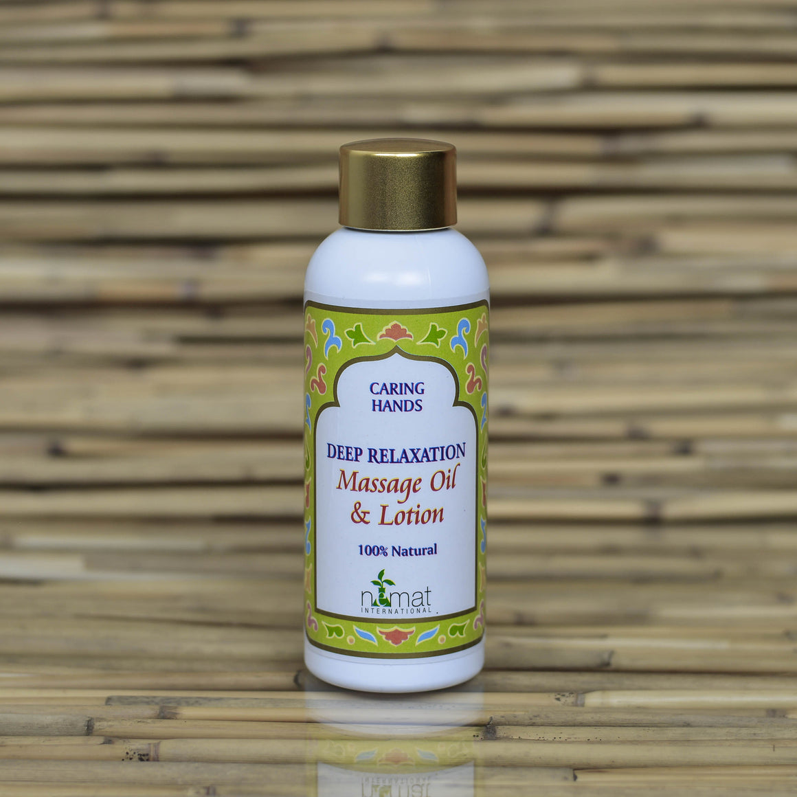Deep Relaxation Massage Oil (4oz)