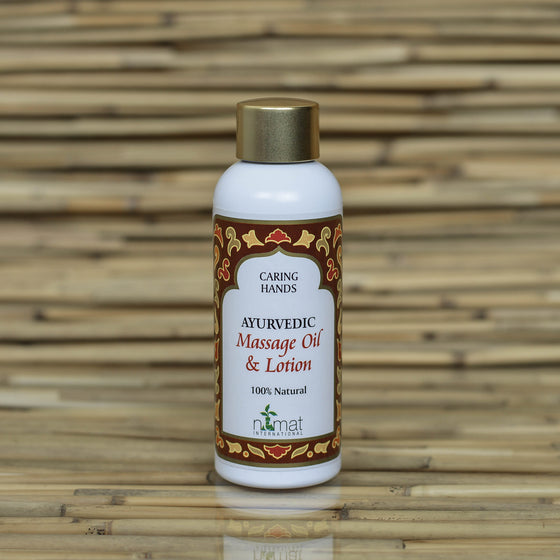 Ayurvedic Massage Oil (4oz) - exotic perfumes and fragrances by n̩mat