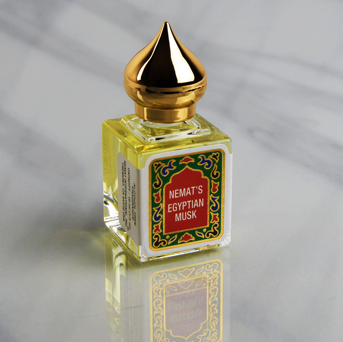 Egyptian Musk - exotic perfumes and fragrances by n̩emat