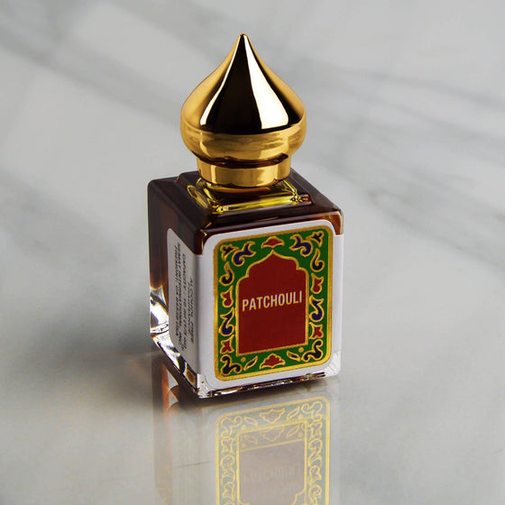 Patchouli - exotic perfumes and fragrances by n̩mat