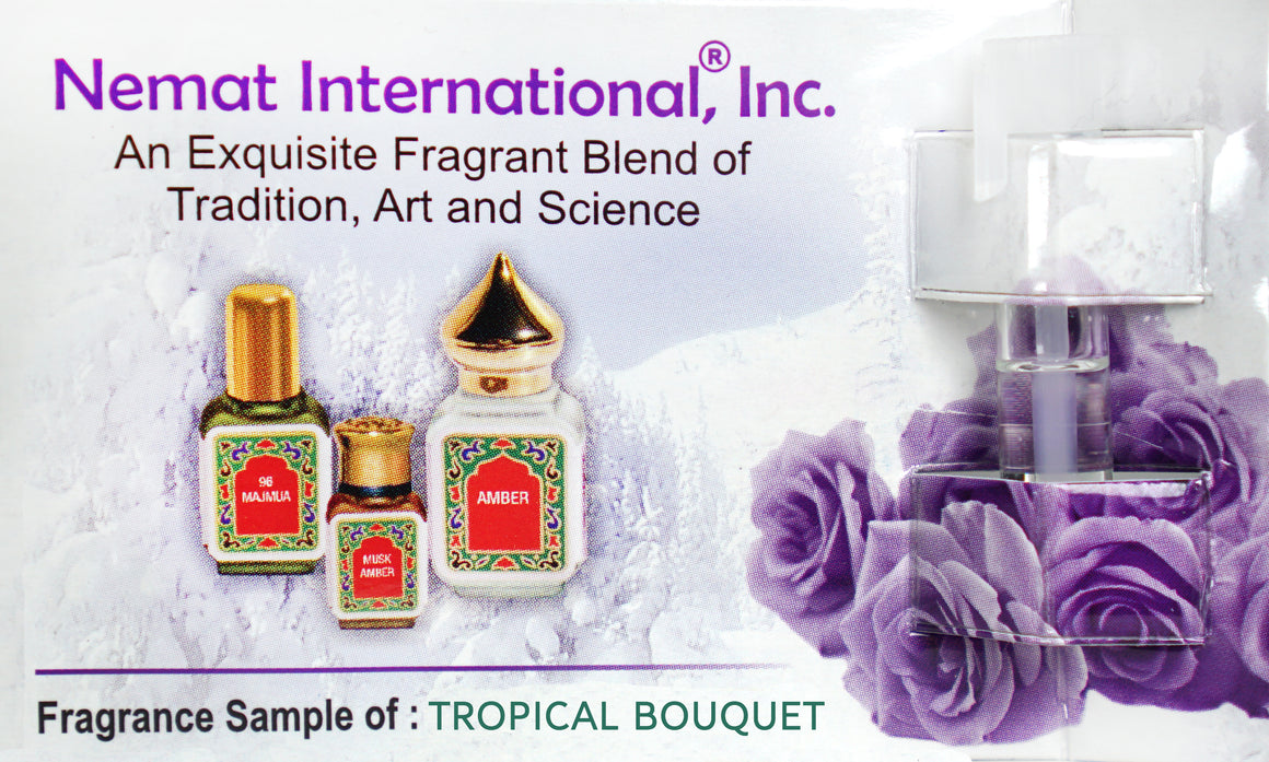 nemat tropical bouquet