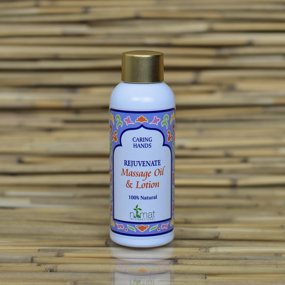Rejuvenate Massage Oil (4oz)