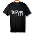 Causing Chaos Since 1999 18th Birthday T Shirt