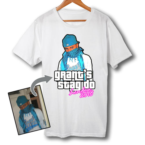 Shirt Faced - GTA Style