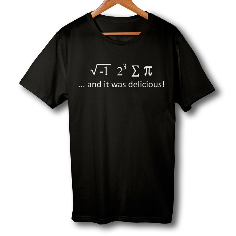 I 8 SUM PI Maths  - T Shirt