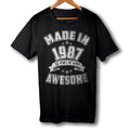 Made in 1987 30th Birthday T-Shirt