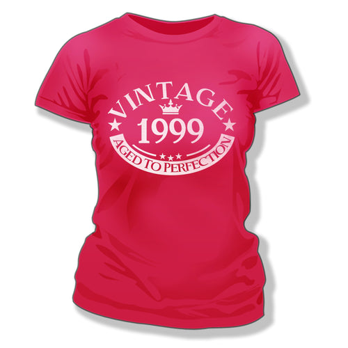 Aged to perfection 18th Birthday T Shirt
