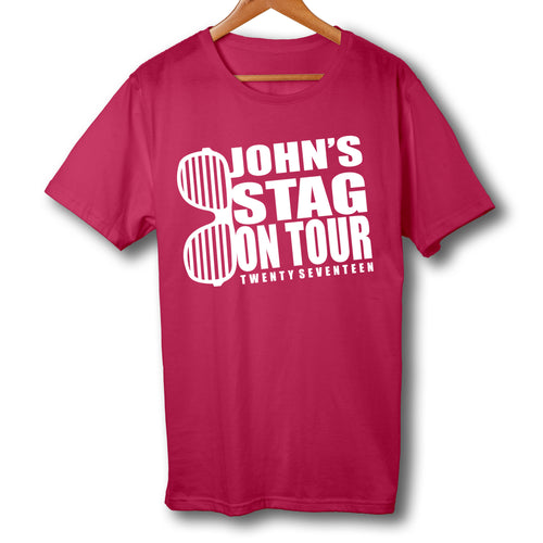 Shades - Stag On Tour