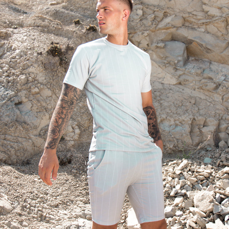 ROIG TWINSET | LIGHT GREY (BOTTOM)