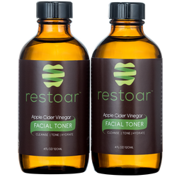2 BOTTLES - Restoar LLC