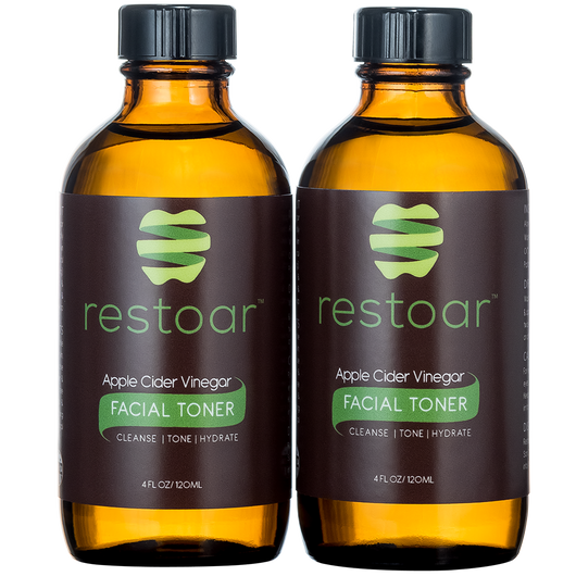 2 BOTTLES (SAVE $10) - Restoar LLC