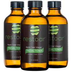 3 BOTTLES - Restoar LLC