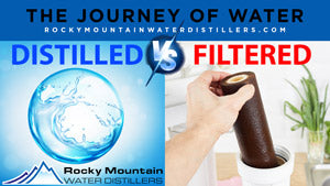 Distilled Water vs Filtered Water