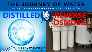 Distilled Water vs Reverse Osmosis