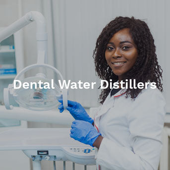 water distiller for dental office