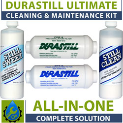 Durastill Ultimate Cleaning and Maintenance Kit Bundle