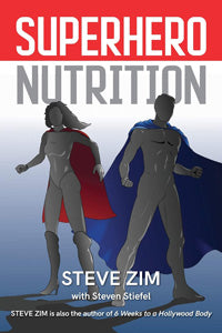 superhero nutrition front cover