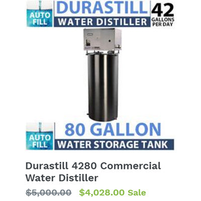 commercial water distiller machine industrial water distiller equipment