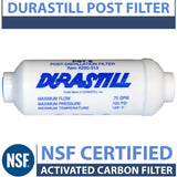 Durastill Post Filter 001 Rocky Mountain Water Distillers