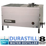 Durastill 30H Manual Water Distiller Durastill 8 Gallon