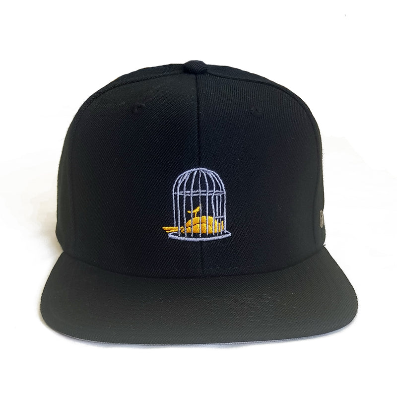 Birdcage Cap - Sauce and Brown
