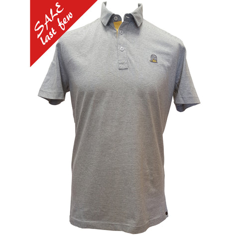 Jackson Grey Polo - Last few reduced