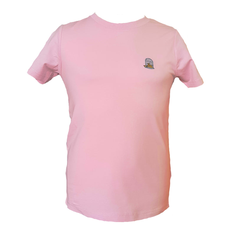 Kids Cotton Pink - Sauce and Brown