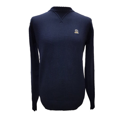 Midnight Navy Merino