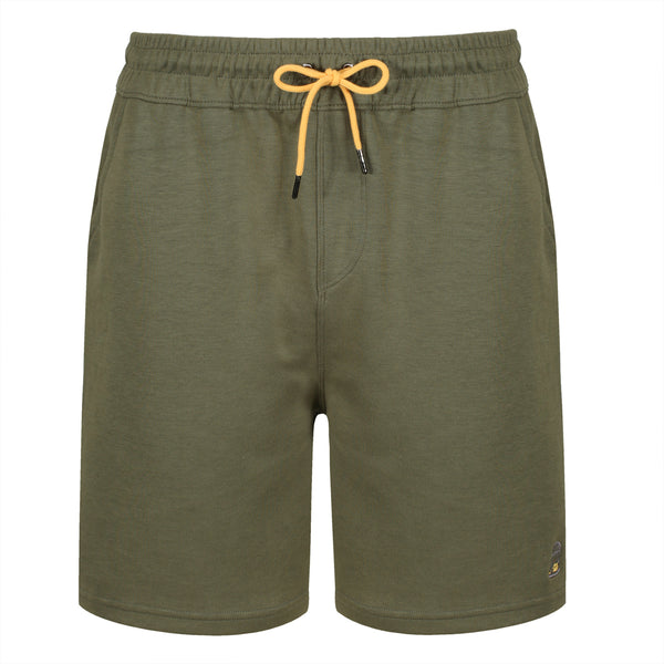 Olive Shorts - Sauce and Brown