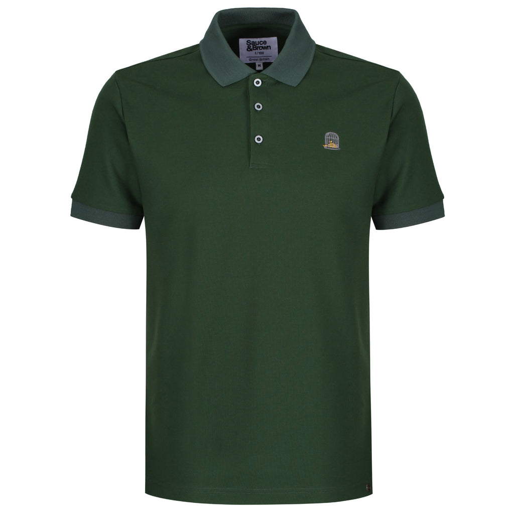 Racing Green Polo