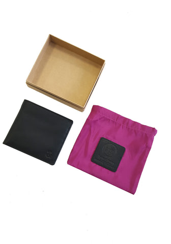 Black Credit Card Wallet
