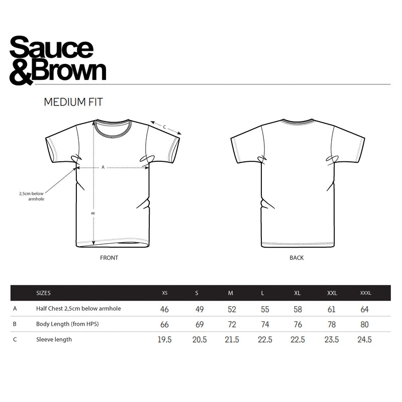 Grey Coin - Sauce and Brown