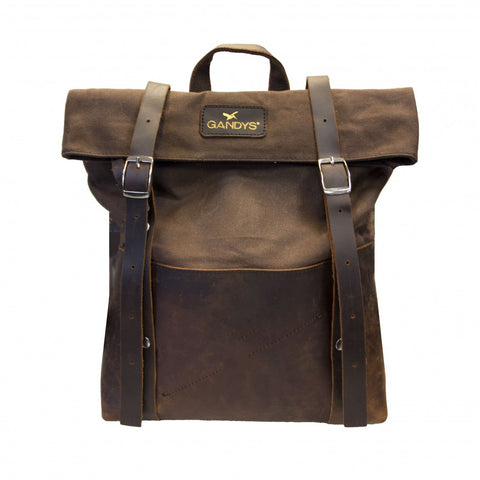 Chestnut Brown Urban Explorer Backpack