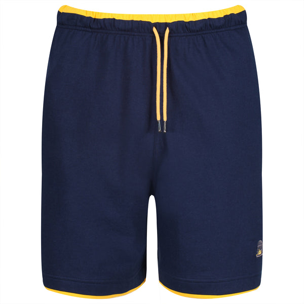 Navy Lounge Short