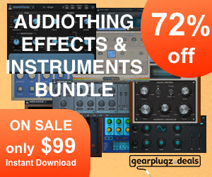 AUDIOTHING EFFECTS & INSTRUMENTS BUNDLE