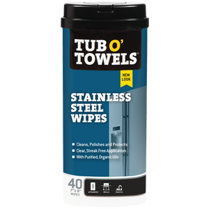 40-Count Stainless Steel