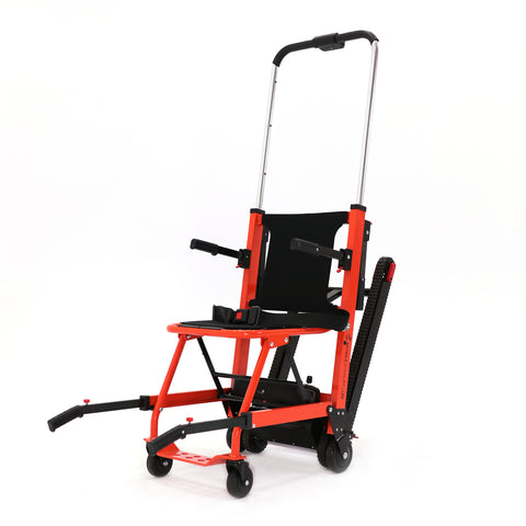 Mobile Stairlift Helix - Battery Powered & Portable Round Stair Chair