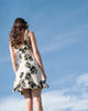 AIRY DAISY IVORY DRESS