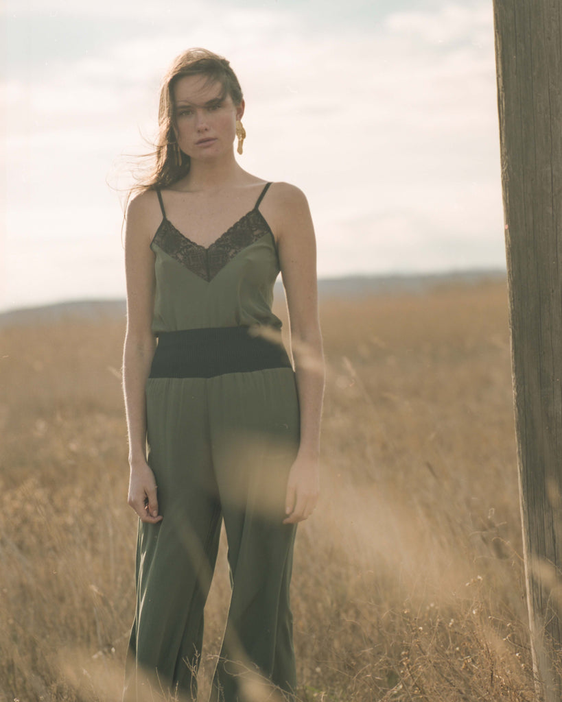 ICONIC JUNIPER TATI TROUSERS