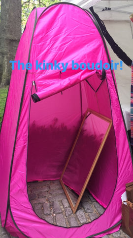 Changing Tent, Beach changing tent, Festivals, Markets, London Markets