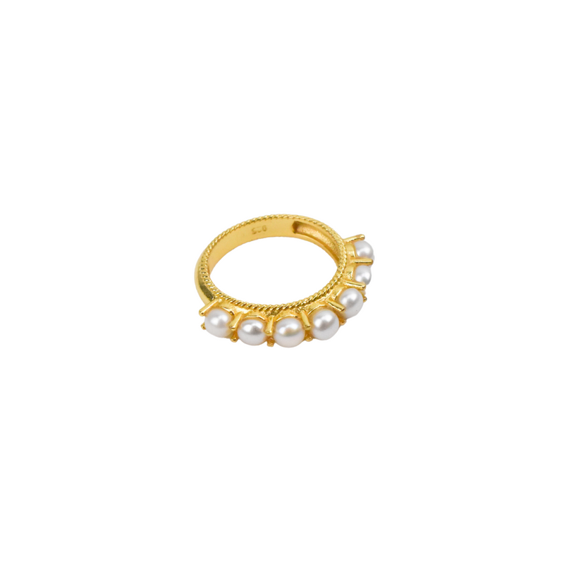 Annabelle Pearl Ring