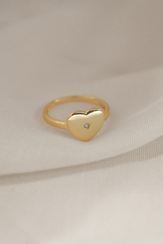 Moonstone Ring Sample - Sold Out
