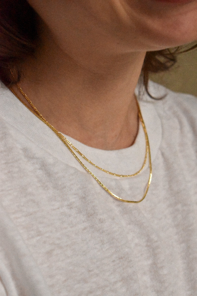 SAMPLE Figaro Chain
