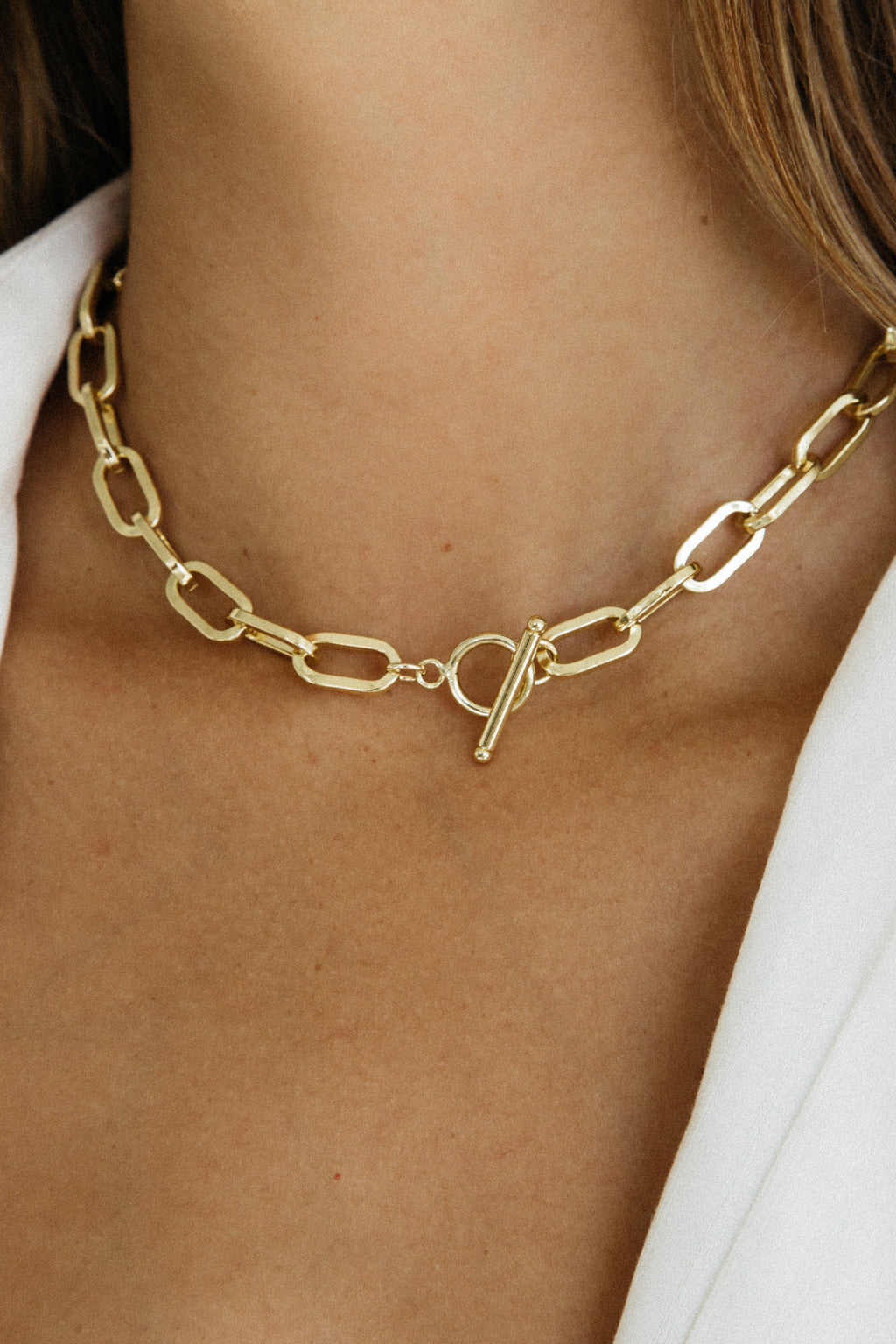 Nova Link Chain Necklace
