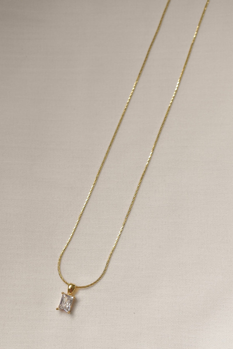 Celeste Necklace - Gold Chain